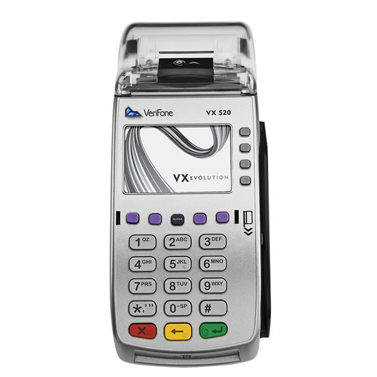 VX-520 Counter Top