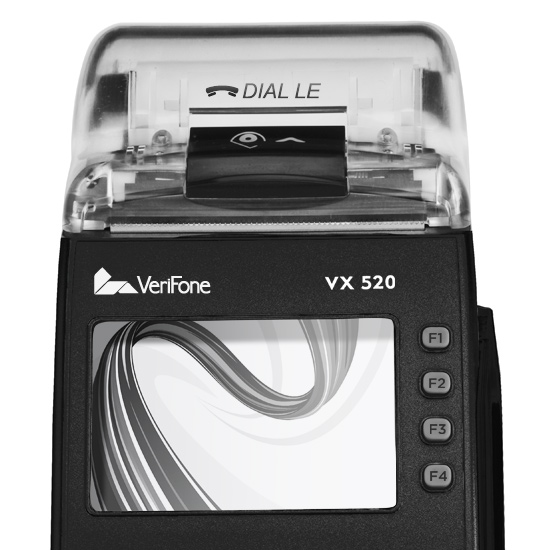 Vx 520 LE Counter Top